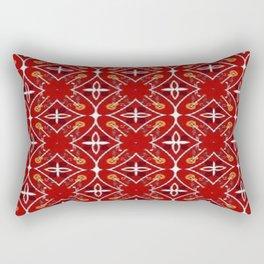 FESTIVAL DE GUITARRA Rectangular Pillow