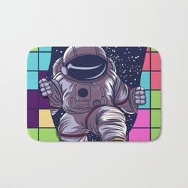 tetris space  by joejr  Bath Mat