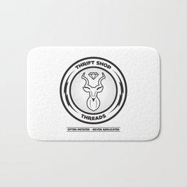 Thrift Shop Threads Button_Kudu Bath Mat