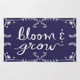 Bloom and Grow Rug