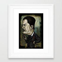 diane... Framed Art Print