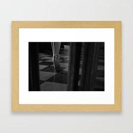 Mindfuck Ballet 01 Framed Art Print