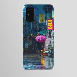 Walk with Me Android Case