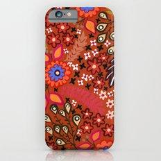 Fall Flowers iPhone 6 Slim Case