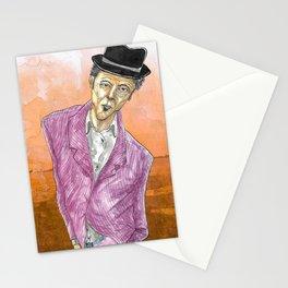 Tom Waits Stationery Cards