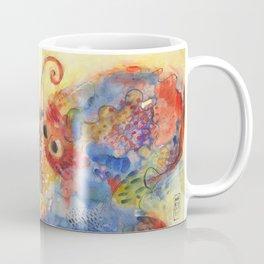 Astrazioni su ali di farfalla Coffee Mug