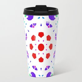 Rainbow Fragment Travel Mug