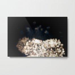 fireworks IV Metal Print