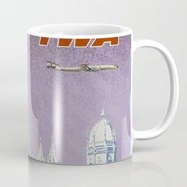 Portugal Vintage Travel Poster Coffee Mug