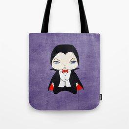 A Boy - Dracula Tote Bag
