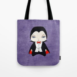 A Boy - Dracula Tote Bag
