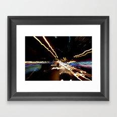 BY-PASS_NY 03 Framed Art Print