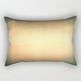 slow anxiety Rectangular Pillow