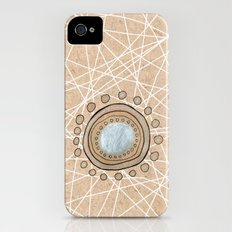Meeting Circles iPhone (4, 4s) Slim Case