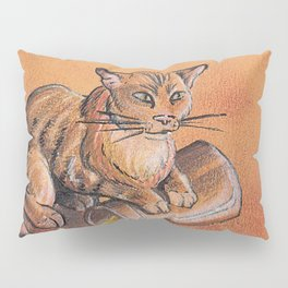 GrimmSeries2 - Cat and mouse Pillow Sham