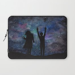 Look at the stars... (Harry Styles and Louis Tomlinson) Laptop Sleeve