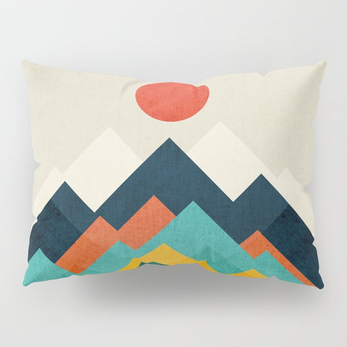 The hills are alive Pillow Sham