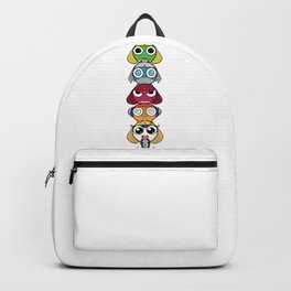 Leap Frogs in Space!! Backpack