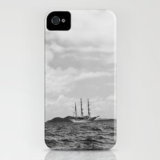 PIRATE SHIP iPhone (4, 4s) Slim Case