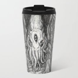 The Sleeper Cthulhu Travel Mug