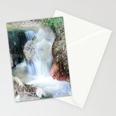 Letting the Days Go By Stationery Cards