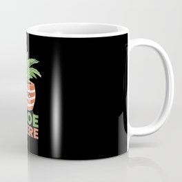Aloe Threre Aloe Vera Medicinal Plant Garden Coffee Mug