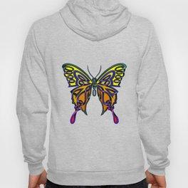 Butterfly-knot Hoody