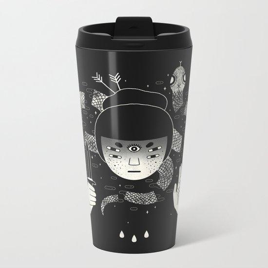 Sacrifice Metal Travel Mug