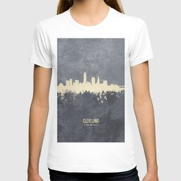 Cleveland Ohio Skyline T-shirt