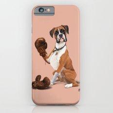 The Boxer (colour) iPhone 6s Slim Case