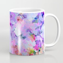 Fresh Flower Parfait Coffee Mug
