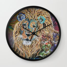 Remembering Cecil Wall Clock
