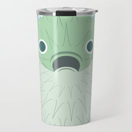 Shock Cousteau Blowfish Travel Mug
