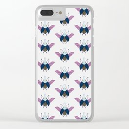 Beetle #3 Color Clear iPhone Case