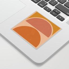 autumn sunshine 3 Sticker