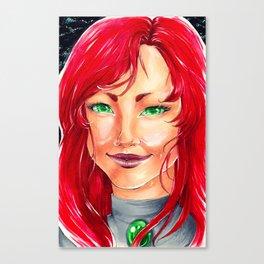 Starfire Canvas Print