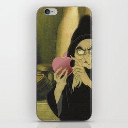 Evil Witch iPhone Skin