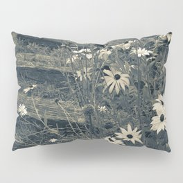 Country Flowers Pillow Sham