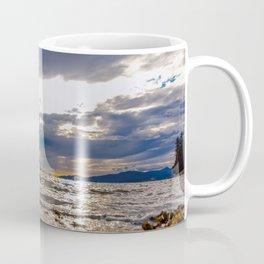 Boats in English Bay Harbour Coffee Mug