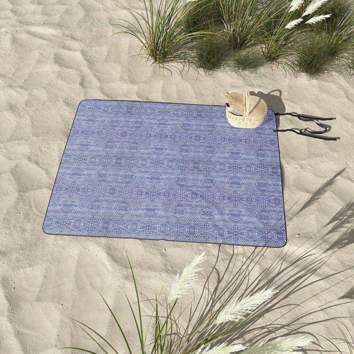 BOGO DENIM Picnic Blanket