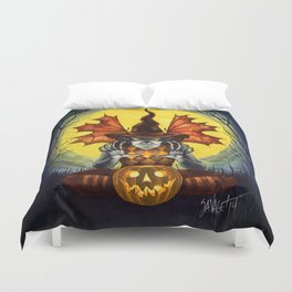 From the Dust to the Grave Duvet Cover