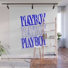 Play boy Wall Mural