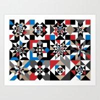 DeepChess Art Print