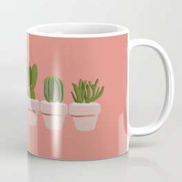 Cacti & Succulents Coffee Mug