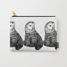 Owl-Bear Carry-All Pouch