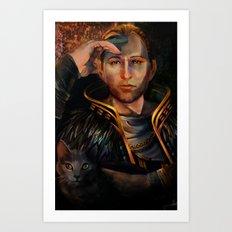Anders Art Print