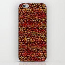 Afican Mask pattern iPhone Skin
