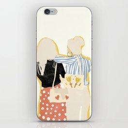Fashion Friends iPhone Skin