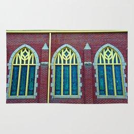 Three Windows Rug