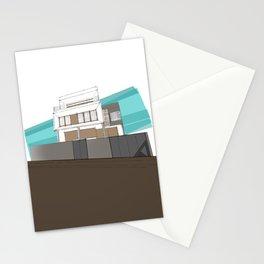 Stilt house Stationery Cards